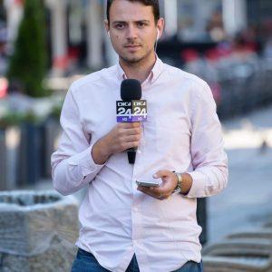 Mihai Vălușescu interviu la UVT TV