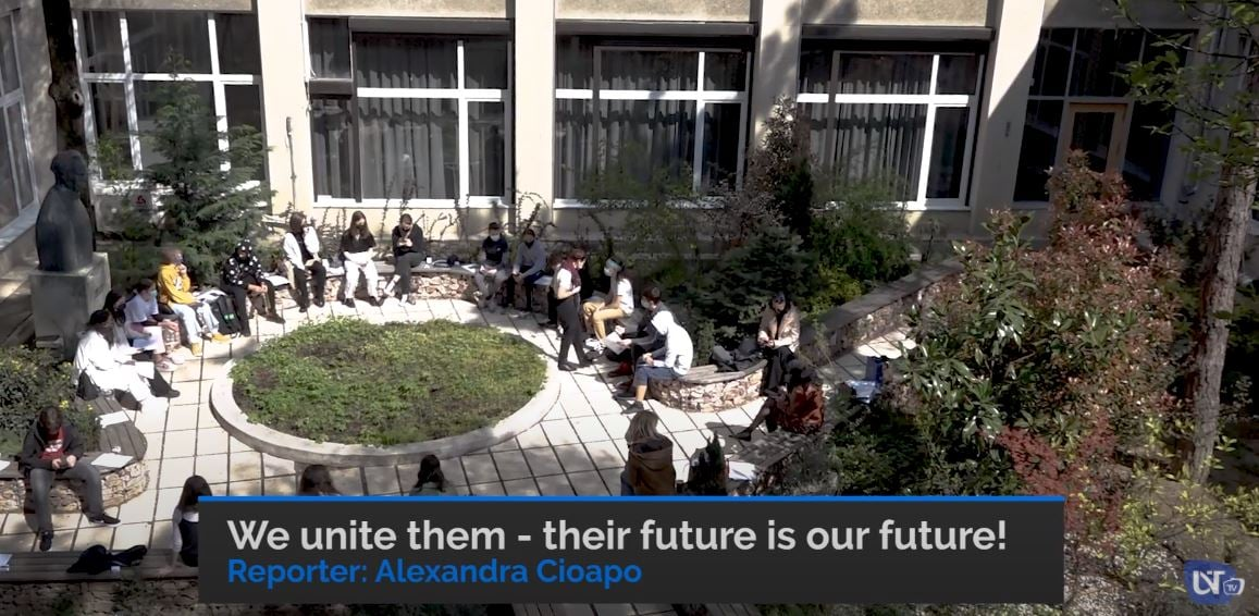 We unite them – their future is our future!